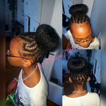 coiffure enfants