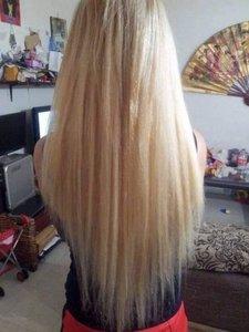Extensions cheveux à domicile