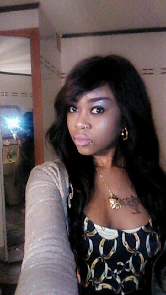 Johanna coiffure afro