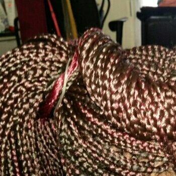 Chita's hair