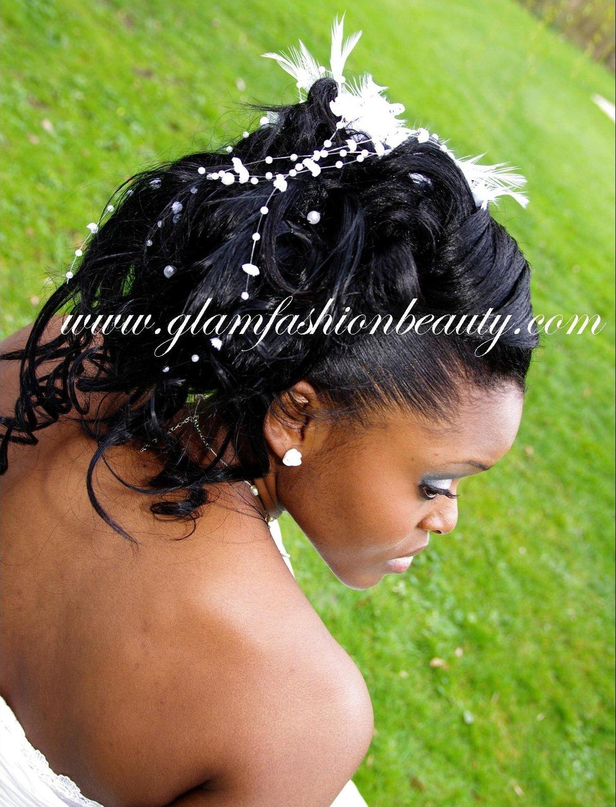 Coiffure de mariée / Coiffure de cérémonie