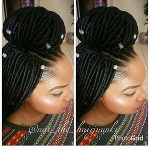 crochet braid