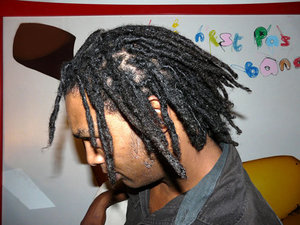 Dreadlocks de Karl
