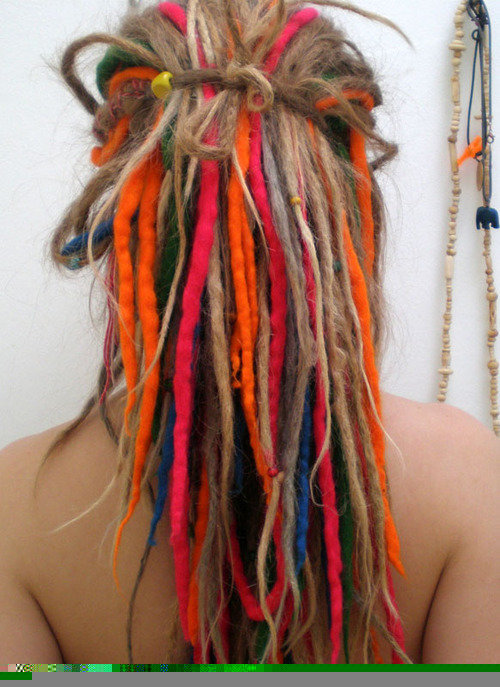 dreadlocks extensions web photos
