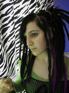 dreads synthétiques