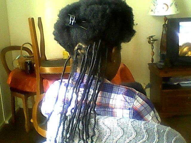 FAUSSES DREADLOCKS CREATION SCARLETT HAIR