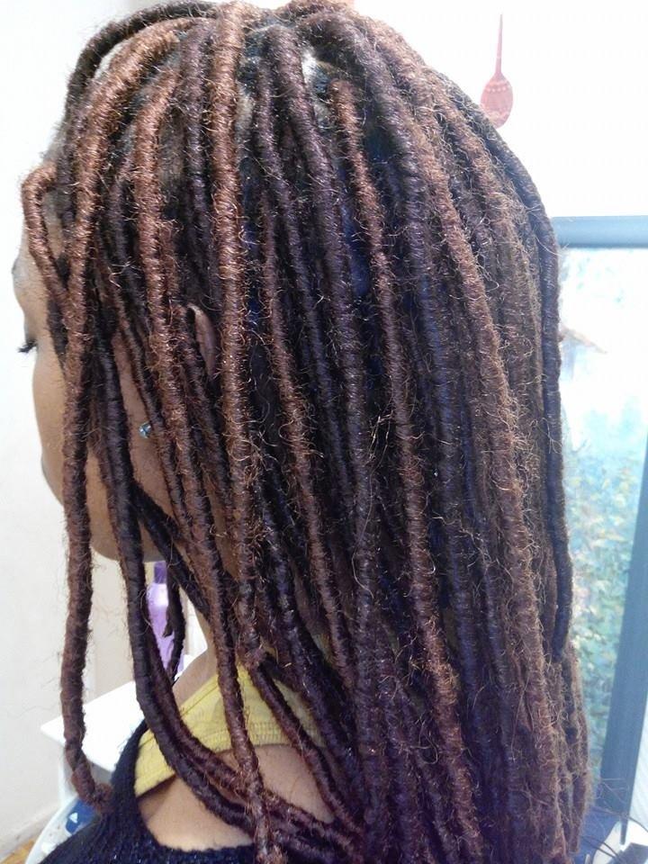 FAUSSES LOCKS CREATION SCARLETT HAIR