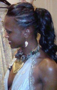 Glam Fashion Beauty - Chignons tressés ou avec twistes