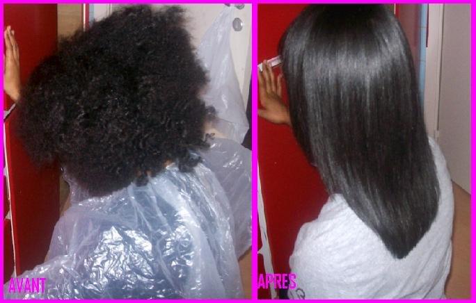 Lissage br silien id es coiffure afro tresses - Salon lissage bresilien ...