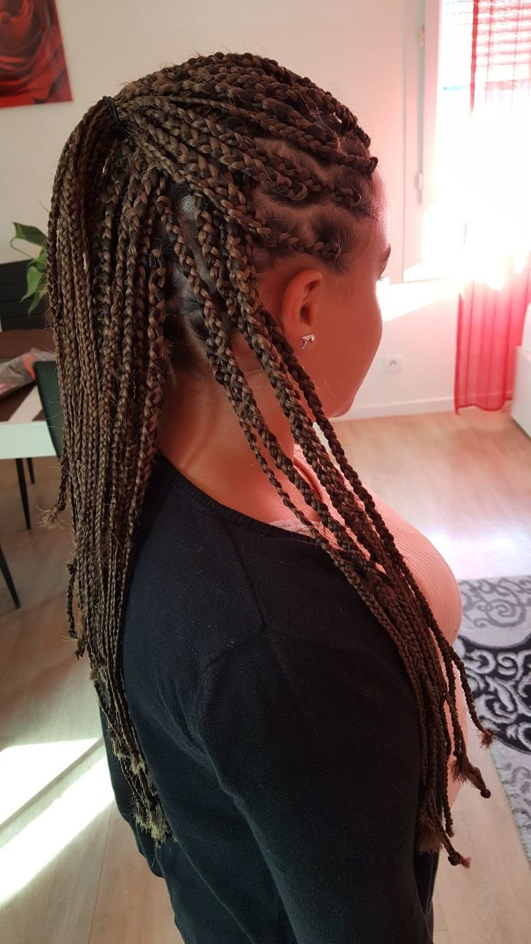 m ches africaine id es coiffure afro tresses vanille tissage locks braids lissage. Black Bedroom Furniture Sets. Home Design Ideas