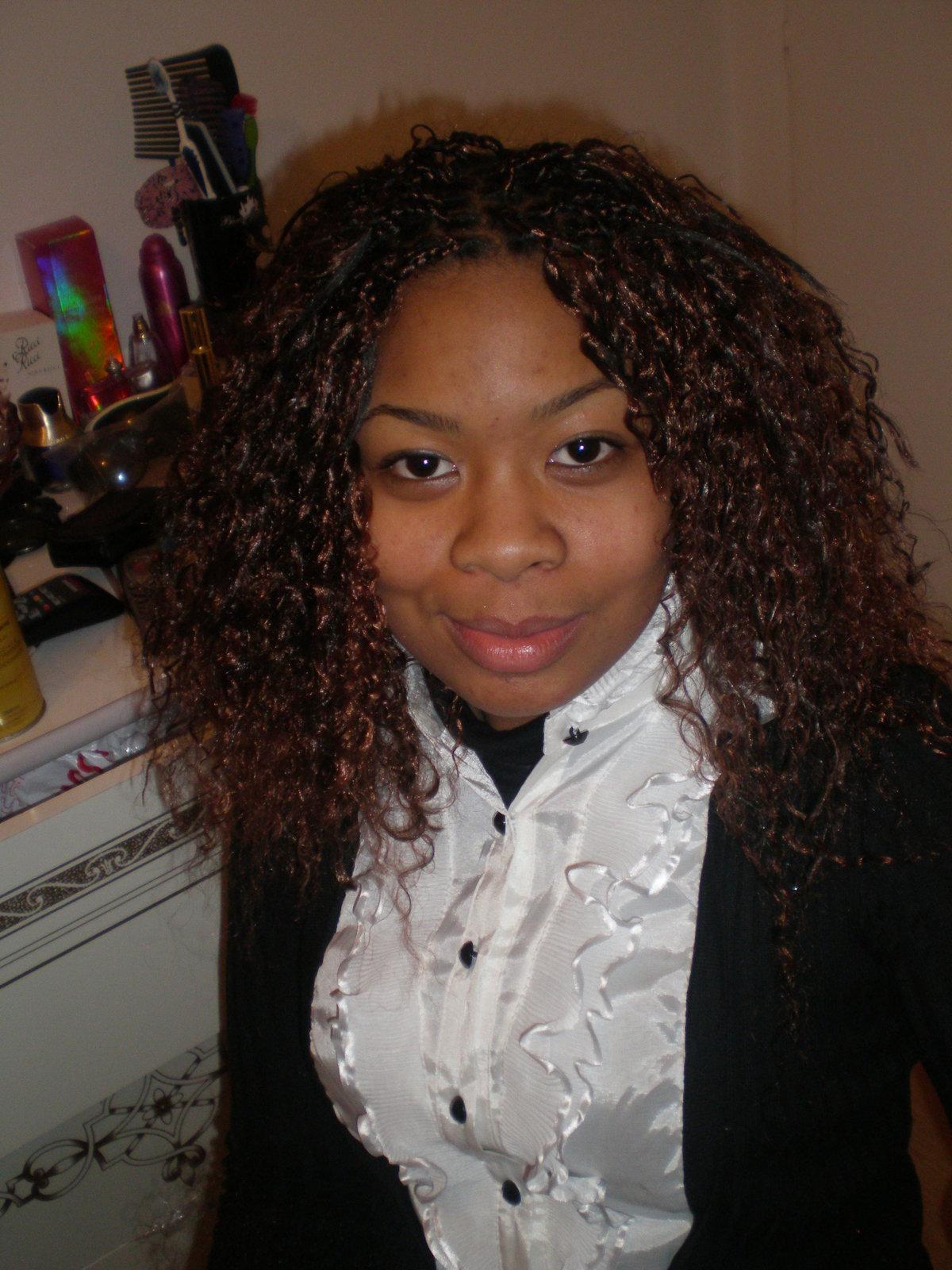 piqu s lach s id es coiffure afro tresses vanille. Black Bedroom Furniture Sets. Home Design Ideas