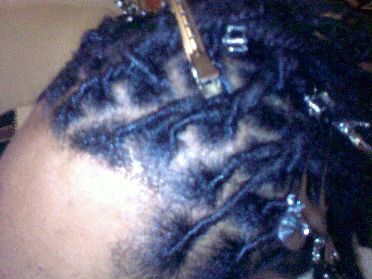 Présentation des mes modèles coiffures