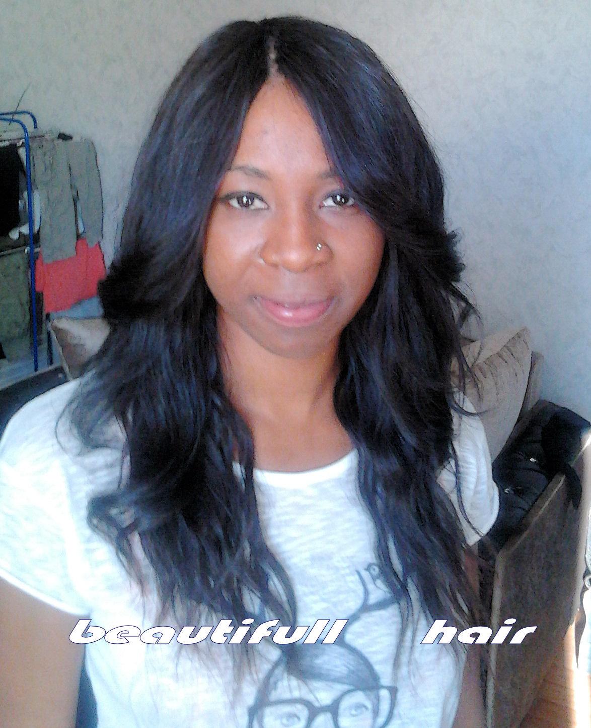 Coiffure tissage avec raie votre nouveau blog l gant for Salon de coiffure tissage