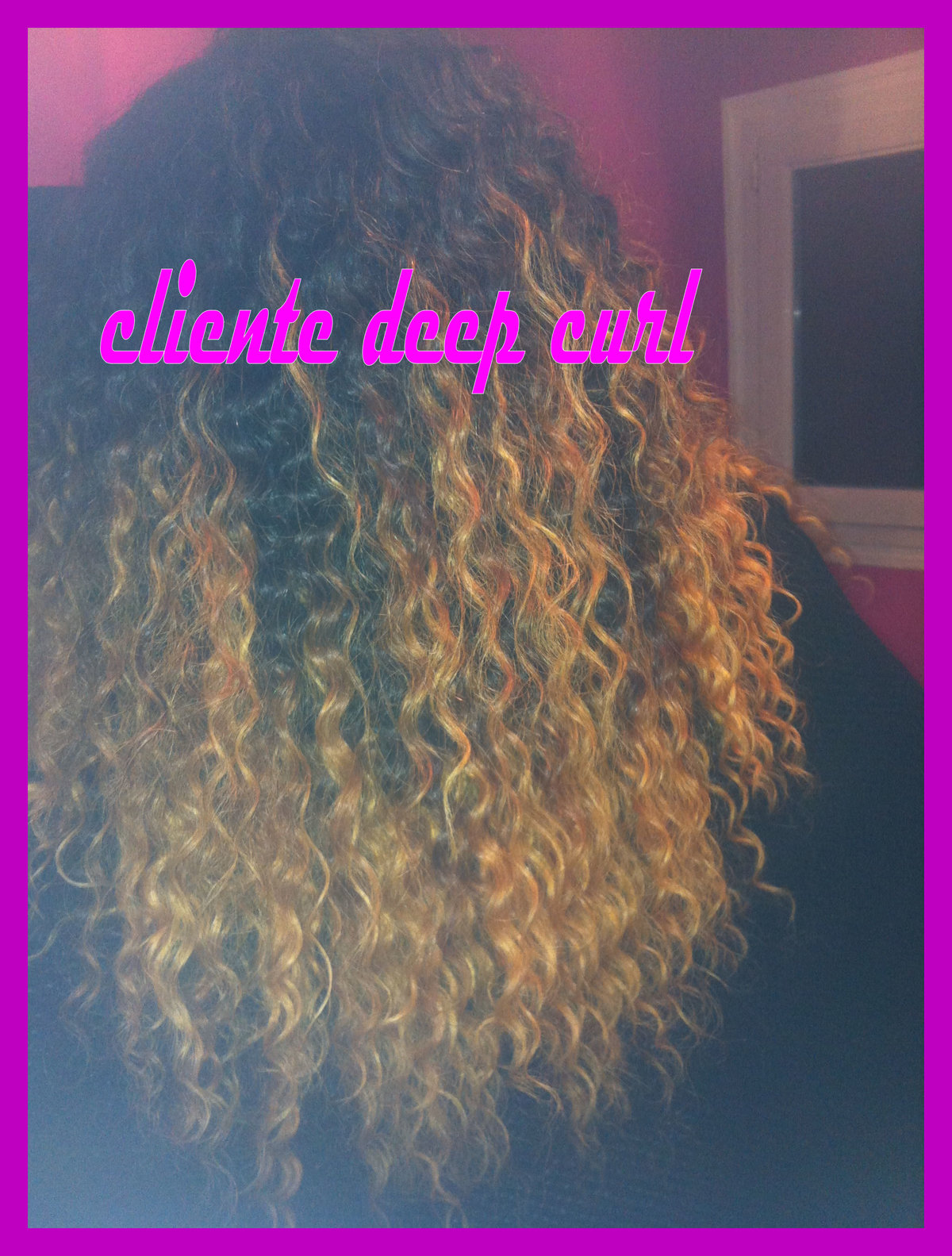 tissage malaysien curly