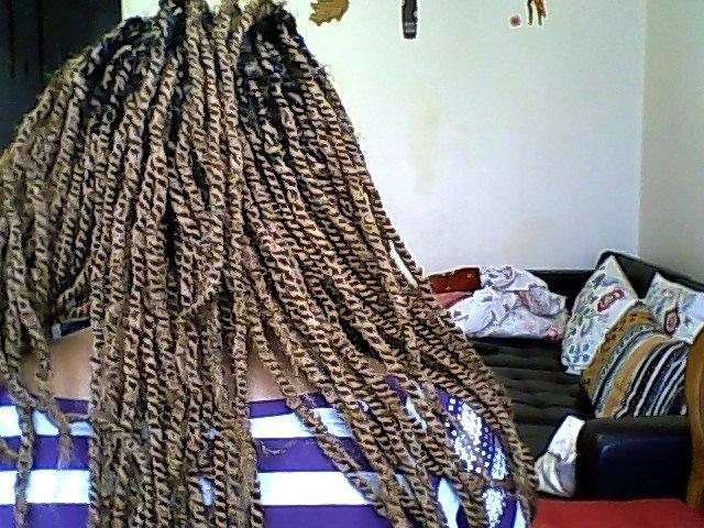 VANILLES CREATION SCARLETT HAIR