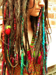 web photos dreadlocks extensions greffes