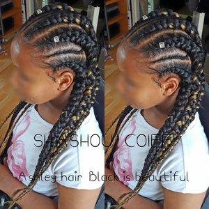Ashley hair