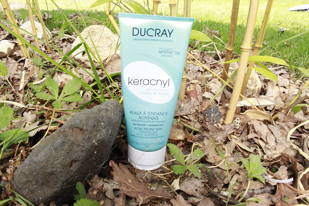 ducray nettoyant