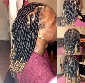 faux locks homme 2