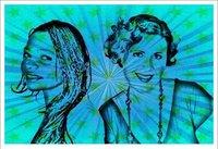les créatrices, Julie et Nelly