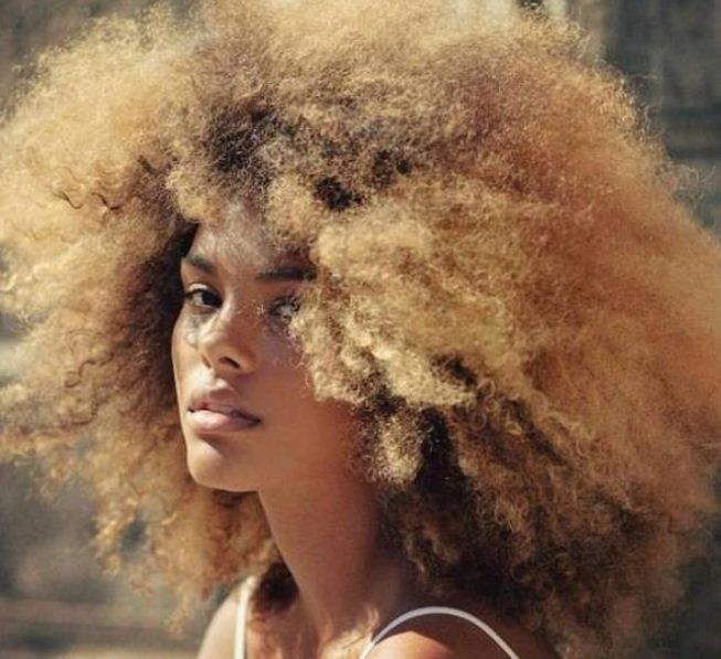 Couleur de cheveux pour les black