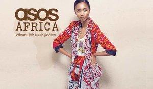 Création d'une nouvelle ligne : Asos Africa.
