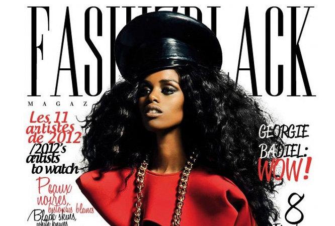 Faschizblack: le magazine de la mode Africaine contemporaine