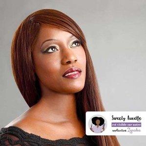 """Je suis Coiffeuse Afro à domicile – """"Sweety Aurette"""""""