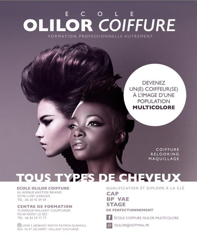 ecole de coiffure afro