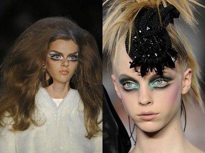 Maquillage terrifiants pour Halloween !