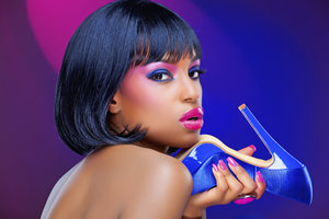 salon beauty color