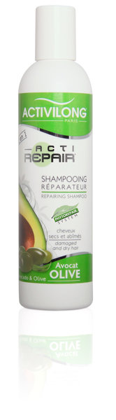 Activilong Actirepair Shampoing Réparateur 2 en 1