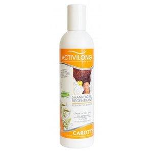 Activilong Shampoing Regénérant à la CAROTTE