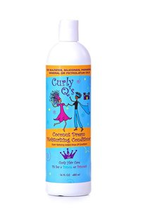 Curly Q's for kids Kids Coconut Dream Conditioner