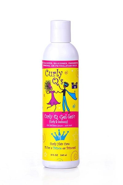 Curly Q's for kids Kids Gel Les C