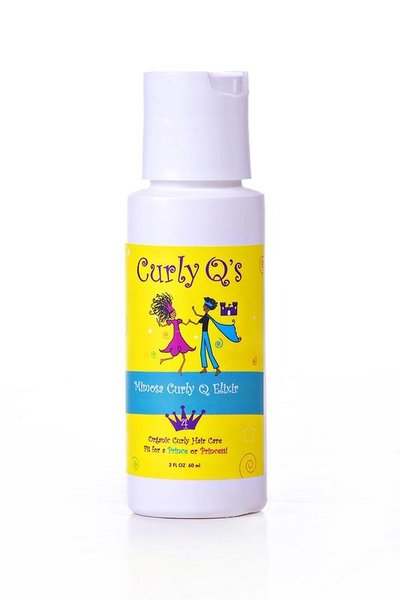 Curly Q's for kids Mimosa Curly Q Elixir