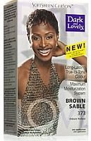 Dark & Lovely coloration brown sable