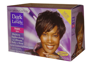 Dark & Lovely Kit Défrisant Super