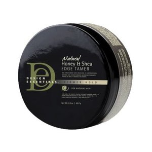 Design Essentials Natural Gel structurant anti-Frizz Miel et Karité contours