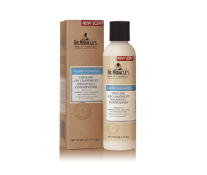 Dr.Miracle's  2 in 1 Tingling Shampoo & Conditioner