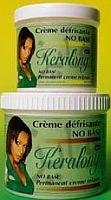 Keralong Crème défrisante normale