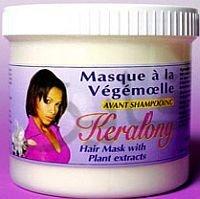 Keralong Masque à la végémoelle