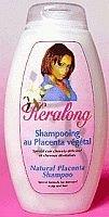 Keralong Shampoing Placenta Végétal
