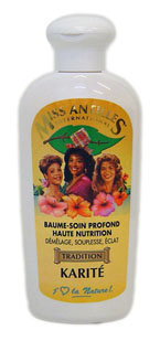 Miss antilles Baume soin Haute Nutrition au karité