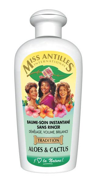 Miss antilles Baume soin Instantané sans rinçage Aloe et Cactus