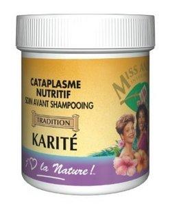Miss antilles Cataplasme Nutritif au karite