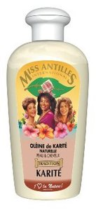 Miss antilles Oleine de Karite