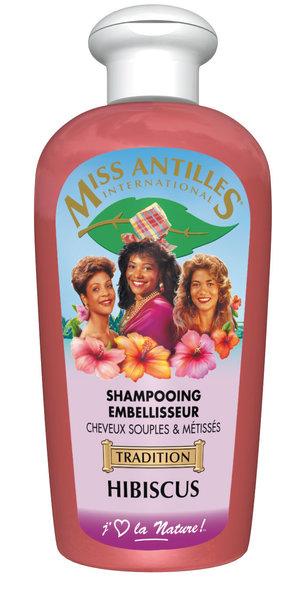 Miss antilles Shampoing Embelisseur à la Fleur d'Hibiscus