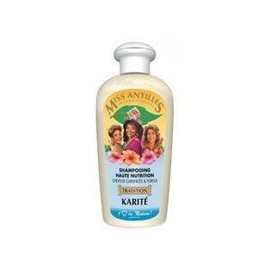 Miss antilles Shampoing haute nutrition au karite