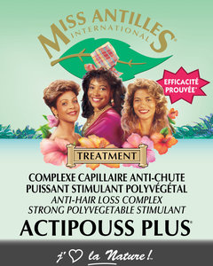 Miss antilles Actipouss plus